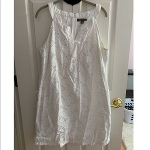 White Lace Tommy Bahama Dress